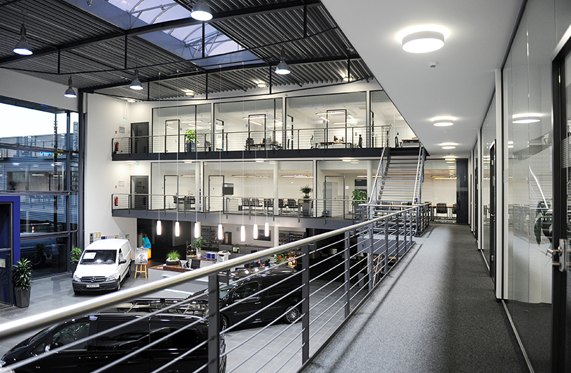 Mercedes-Benz NFZ-Zentrum Kassel – Galerie
