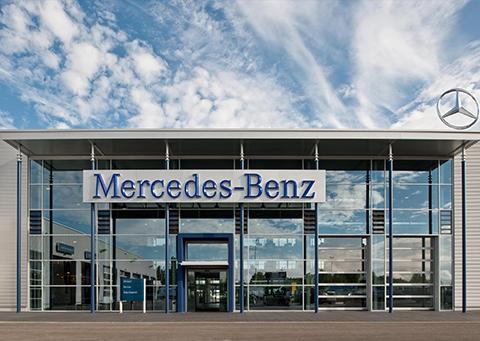 Mercedes-Benz Nutzfahrzeug-Zentrum Berlin