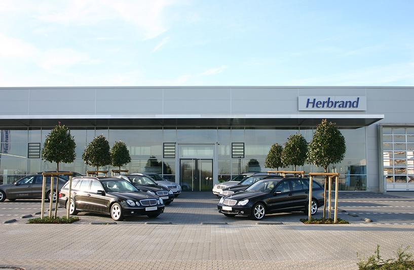 Mercedes-Benz Herbrand – Außenansicht