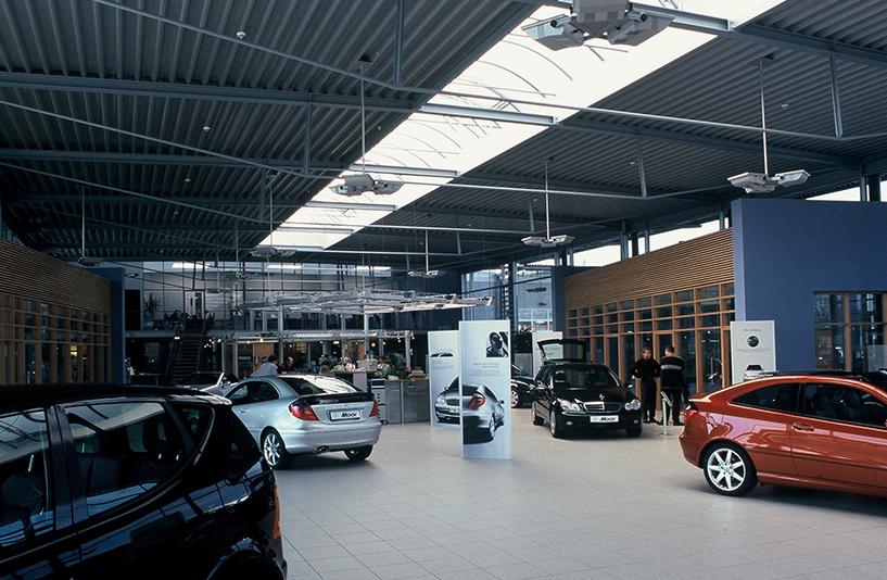 Autohaus Mock – Showroom