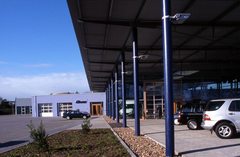 Autohaus Mock in Delmenhorst – Außenansicht