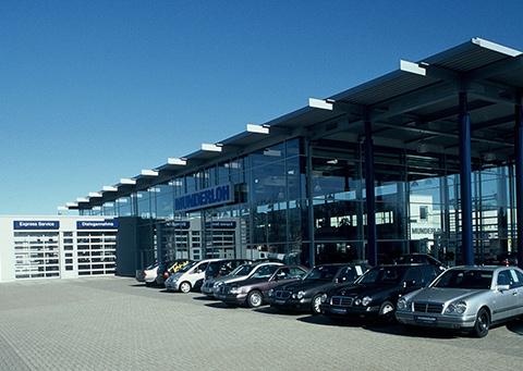 Mercedes-Benz Munderloh