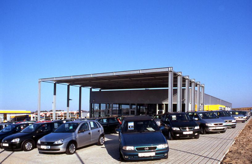 Opel Dello – Außenansicht
