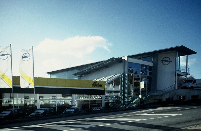 Opel Heins – Außenansicht