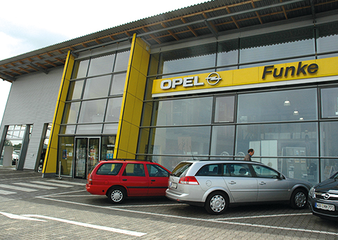 Autohaus Funke
