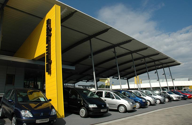 Opel Schiermeier - Außenbereich