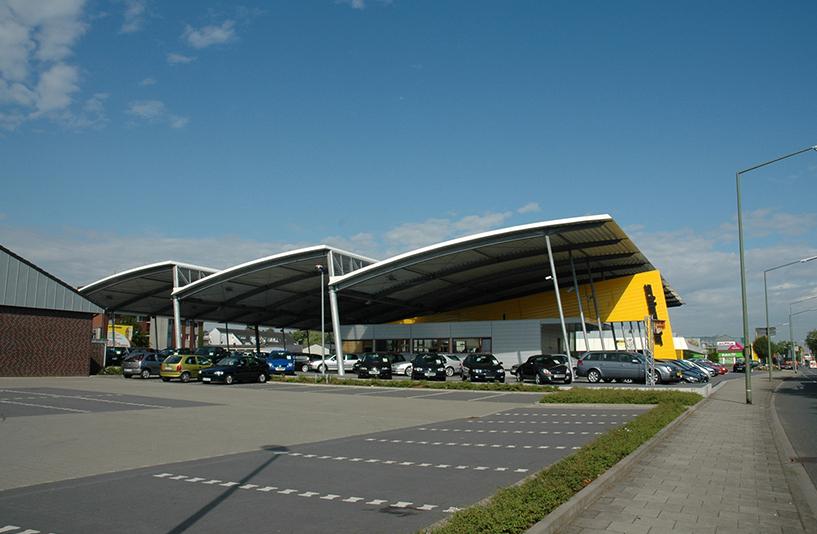 Opel Schiermeier - Seitenansicht