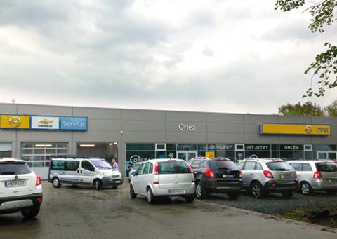 Opel Orlea (Schleef)