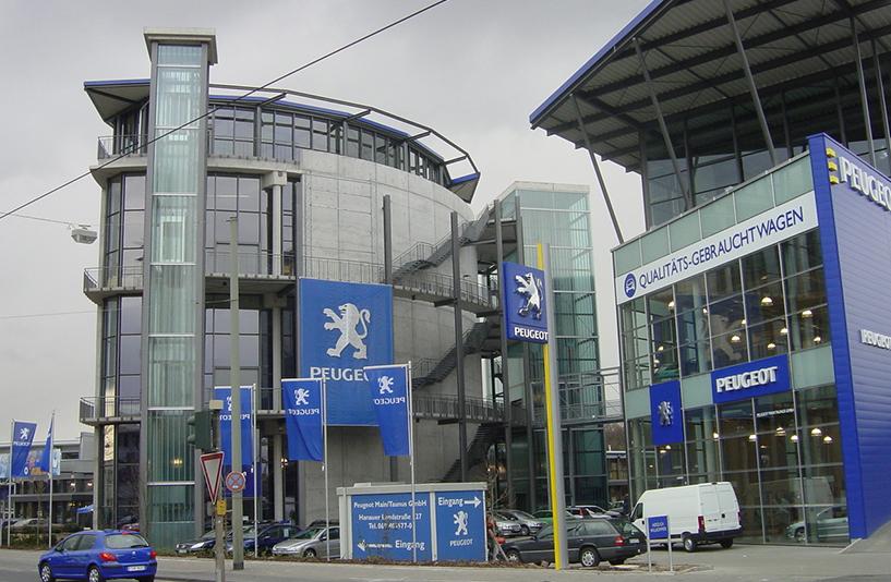 Peugeot Main/Taunus – Außenansicht