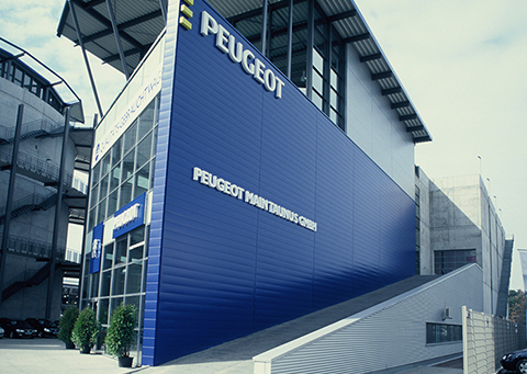 Peugeot Main/Taunus
