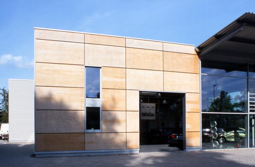 Peugeot Geffken – Außenansicht