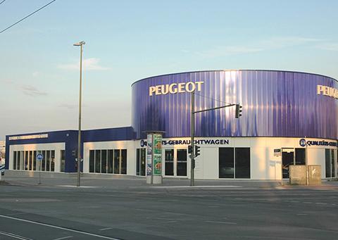 Peugeot Berlin Brandenburg – Marzahn