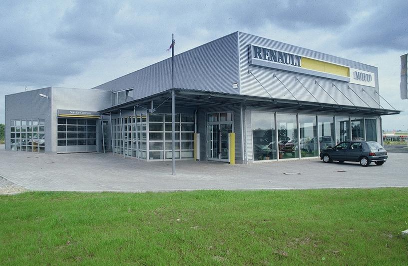 Renault Molto – Außenansicht