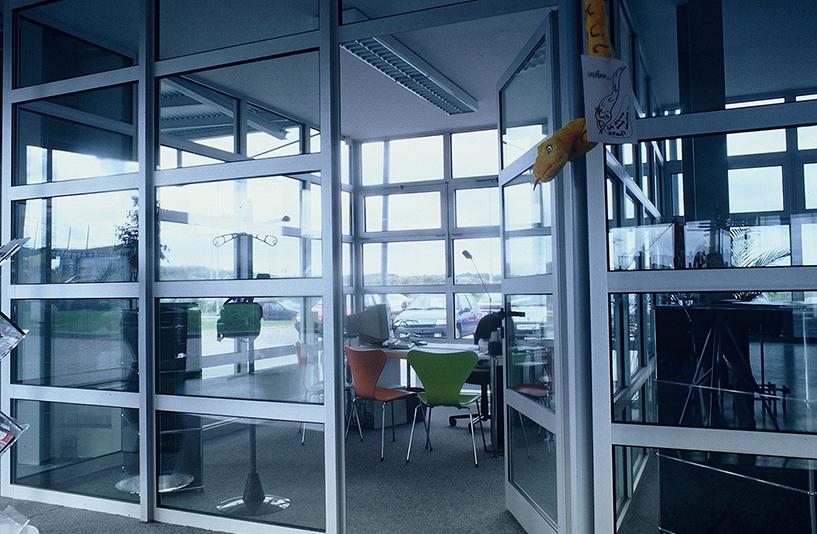Renault Molto – Büroräume