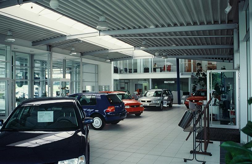 VW Riedel - Innenansicht