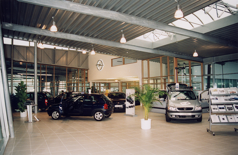 Opel Schmelter – Showroom