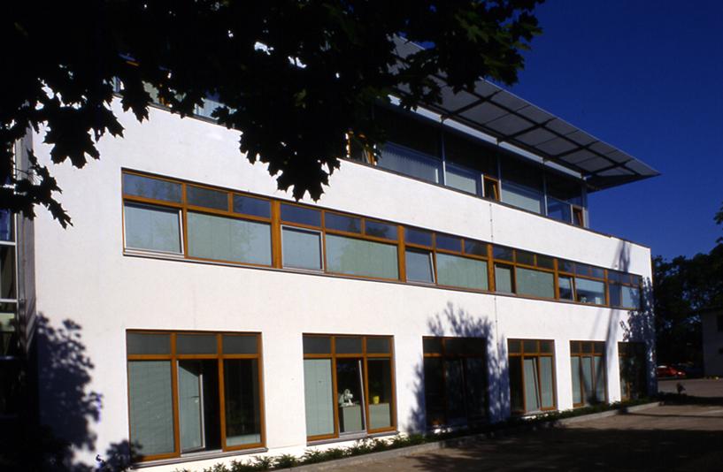 Stadtwerke Achim (Verwaltung) – Außenansicht