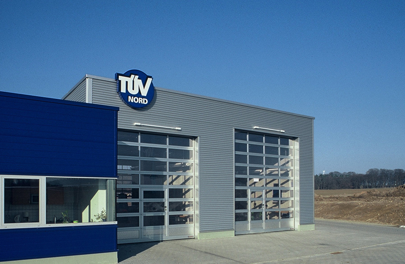 TÜV Nord in Syke – Außenansicht