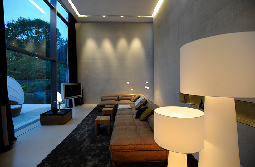 Villa K – Wohnbereich
