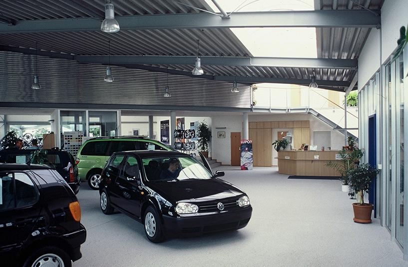 Autohaus Weihrauch  – Showroom
