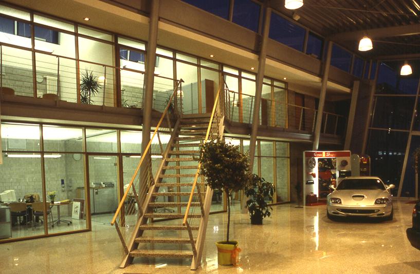 Autohaus Wendelstein – Showroom