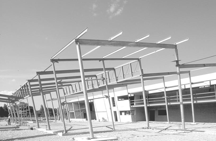 Autohaus Wendelstein – Bauphase