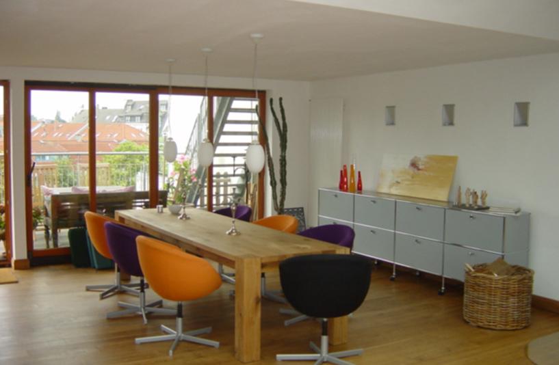 Wohnhaus Kreftingstraße 2 – Umbau