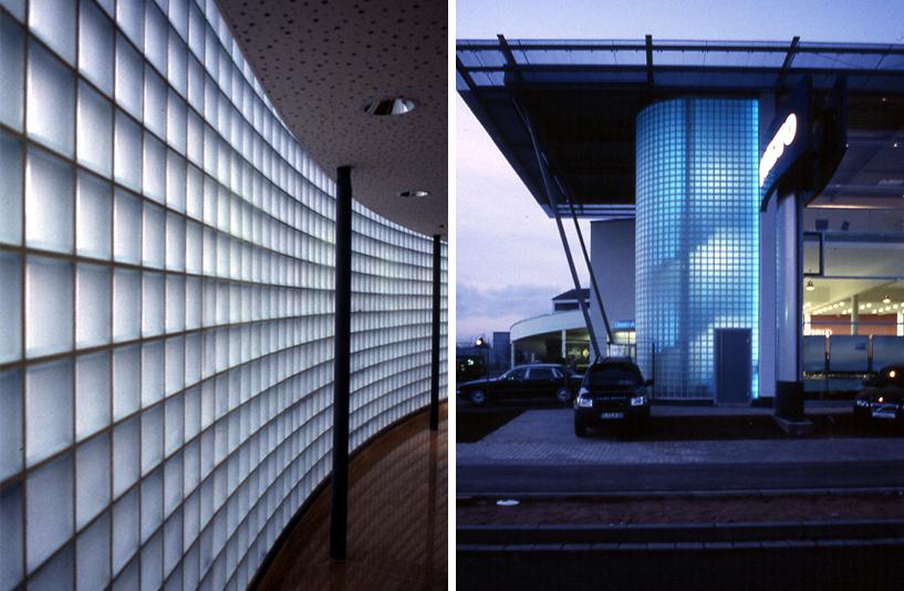 Autohaus Kreuzer - Lichtdetails