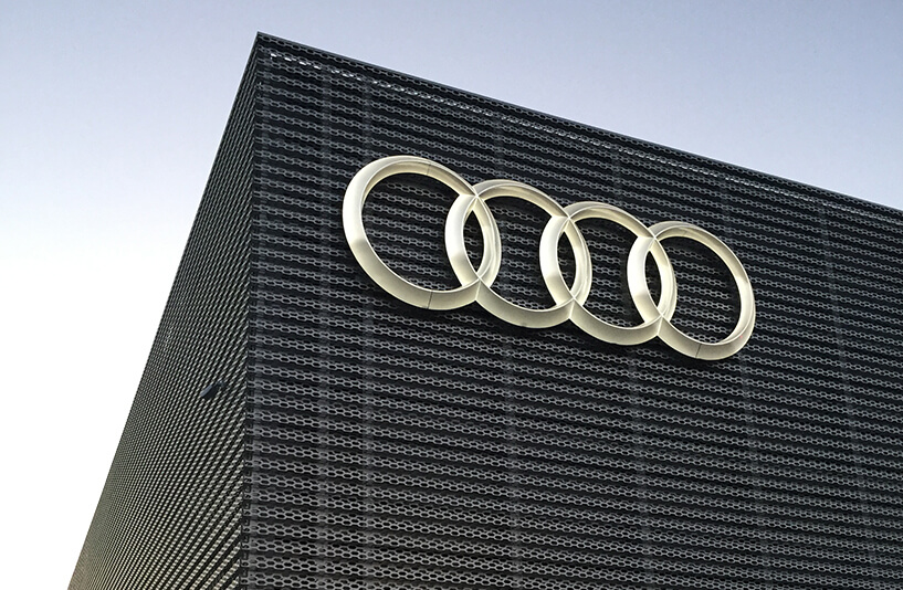 Audi Zentrum Bielefeld - Audilogo
