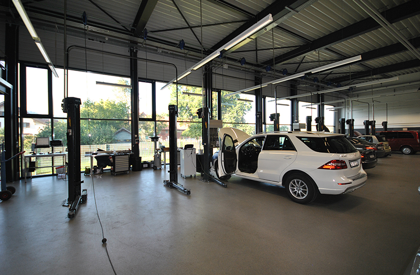 Autohaus Hirsch - Details