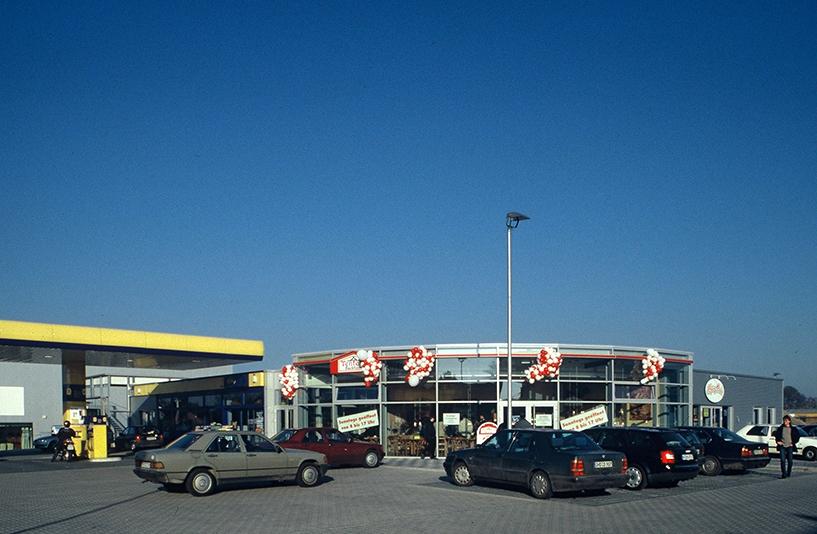 Autopark Syke - Frontansicht