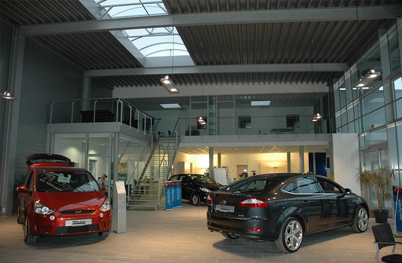 Ford Tobaben - Showroom