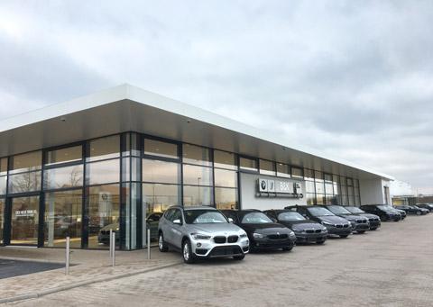 BMW B&K Burgdorf