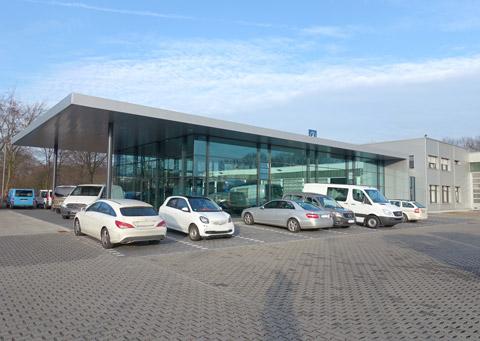 Mercedes-Benz Herbrand Bocholt