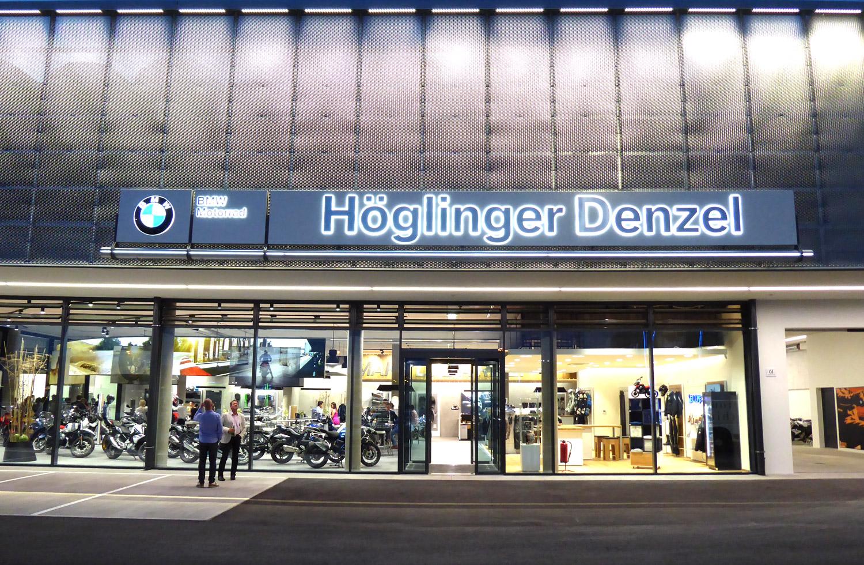 Höglinger Denzel Linz - Nacht