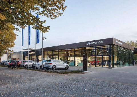 Autohaus König & Platen Berlin